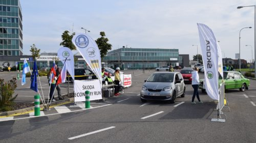 Škoda Economy Run 2017