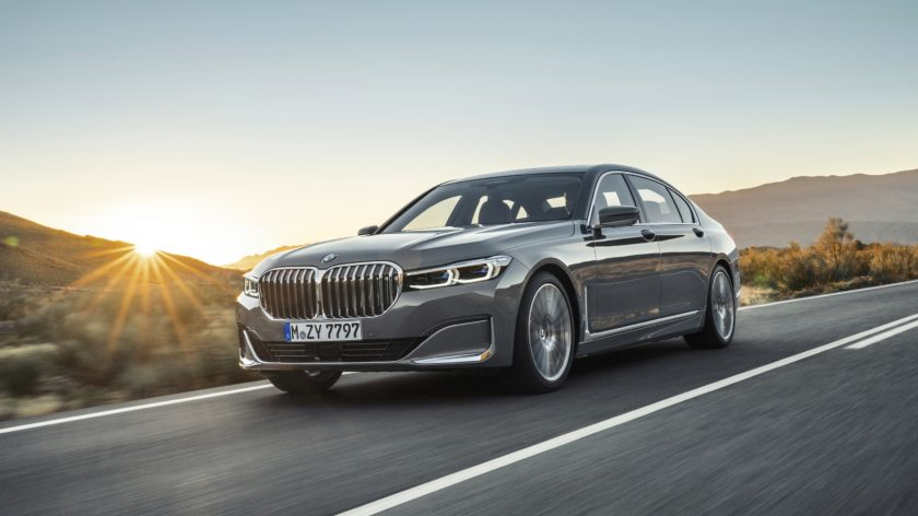 Nové BMW řady 7