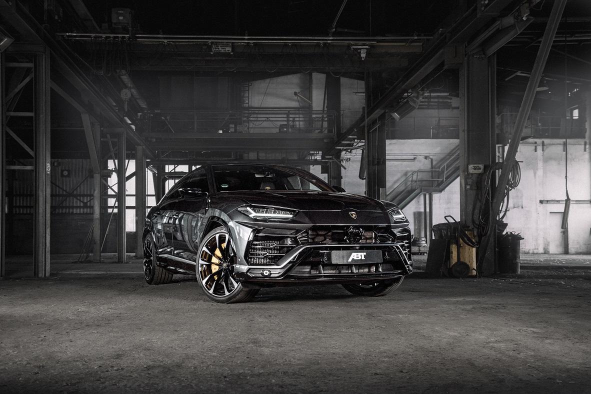 ABT Sportsline Lamborghini Urus Front