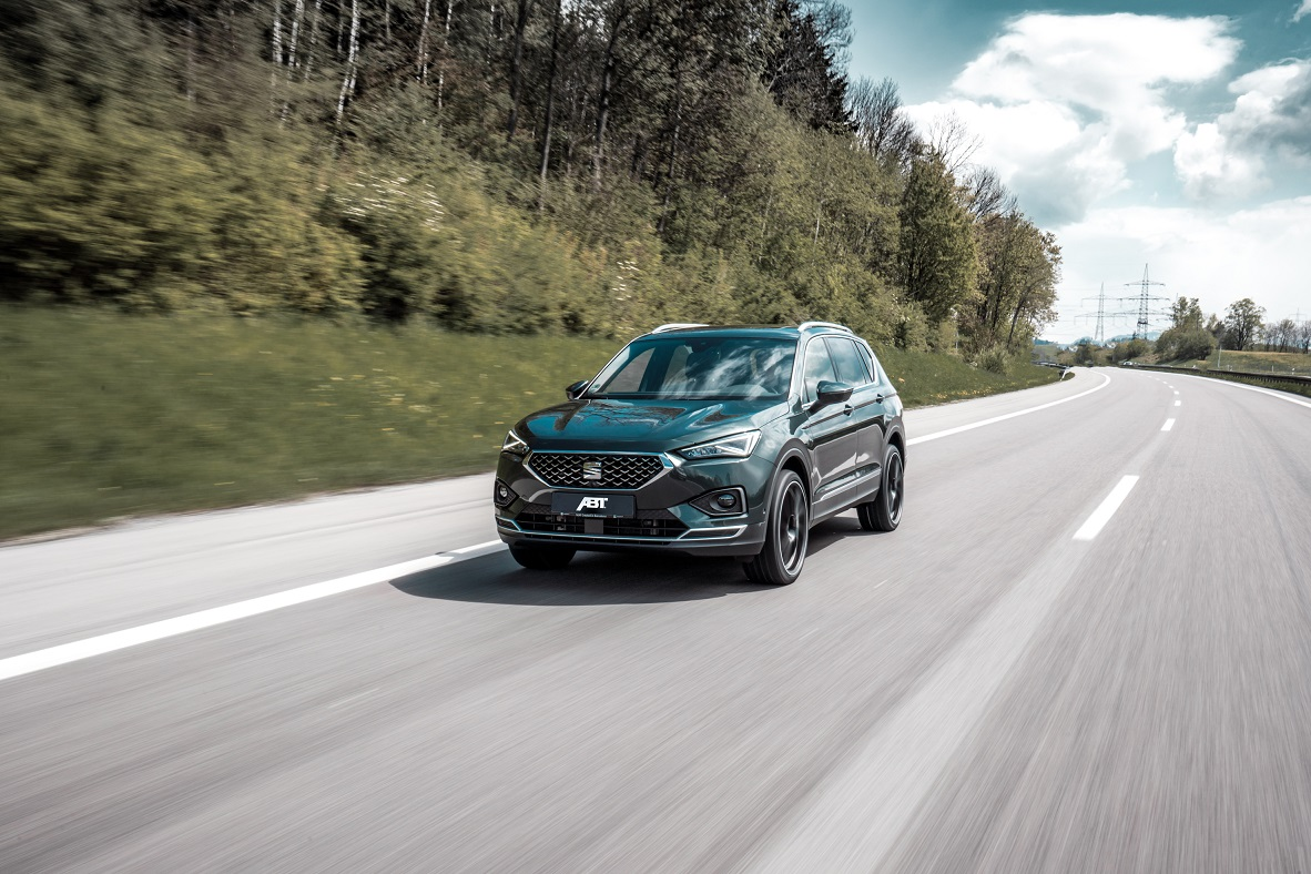Seat Tarraco ABT Sportsline Front