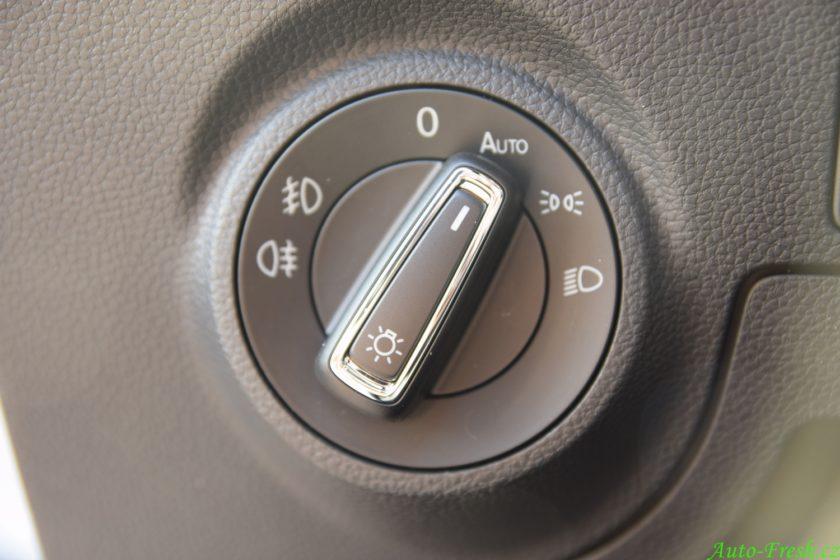 Seat Arona Automatické světlomety