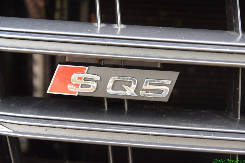 Audi SQ5 logo