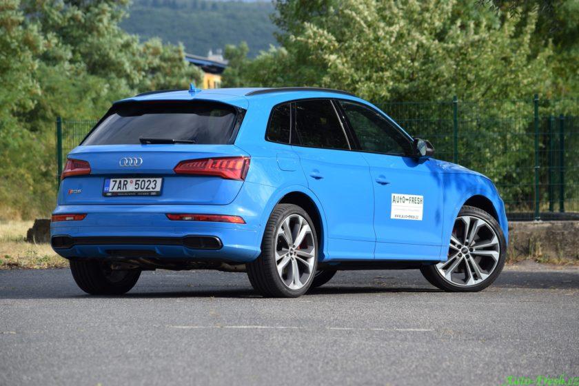 Audi SQ5 Záď 2
