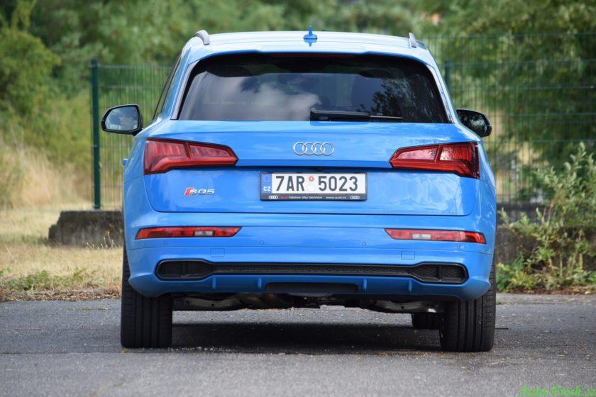 Audi SQ5 záď