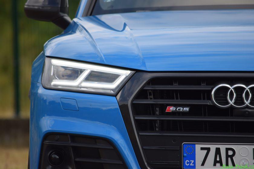 Audi SQ5 světla