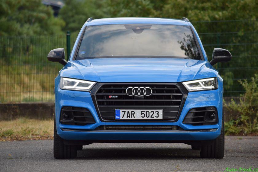 Audi SQ5 Front 2