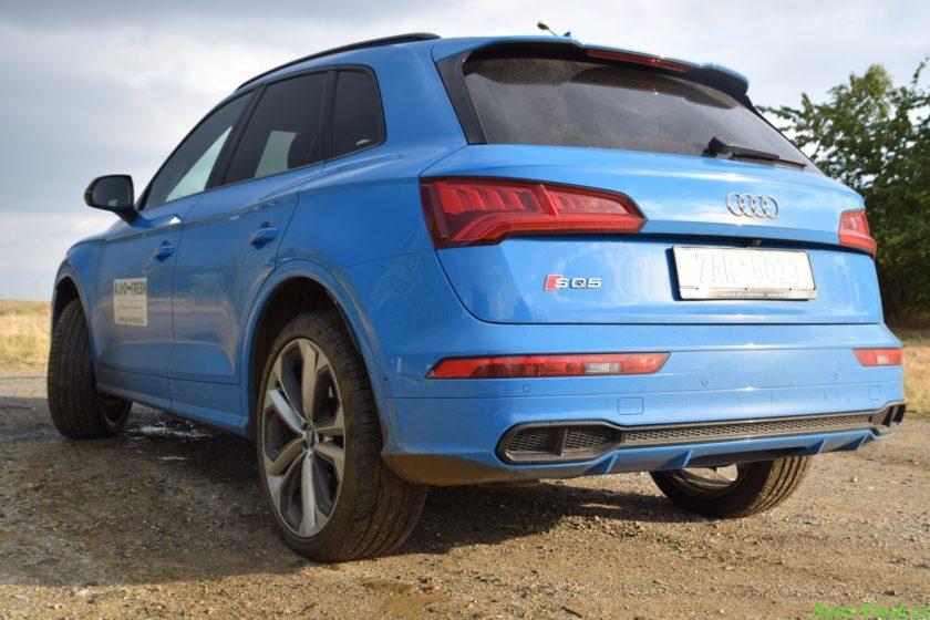Audi SQ5 test terén
