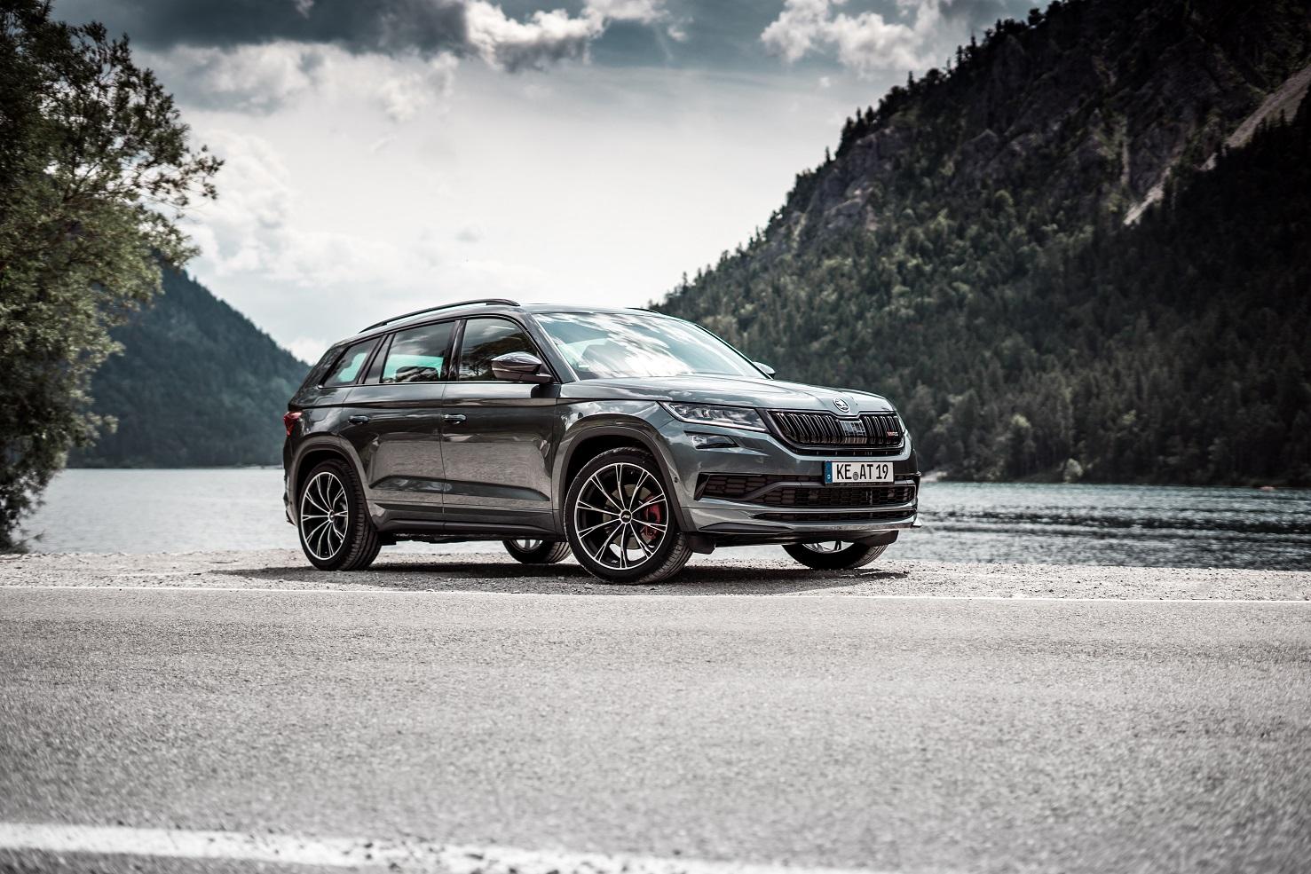 ABT Škoda Kodiaq Front