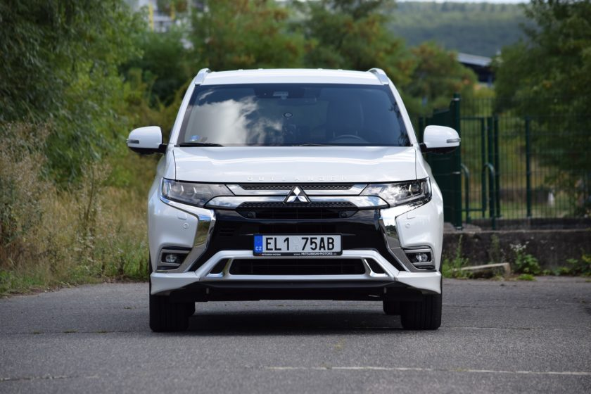 PHEV front