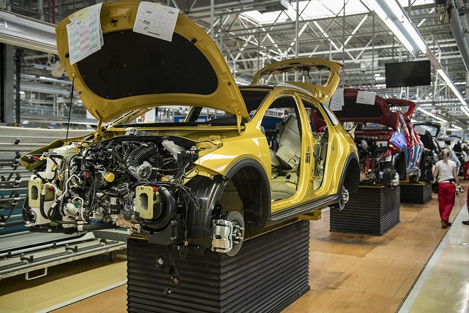 Kia XCeed zahájení výroby
