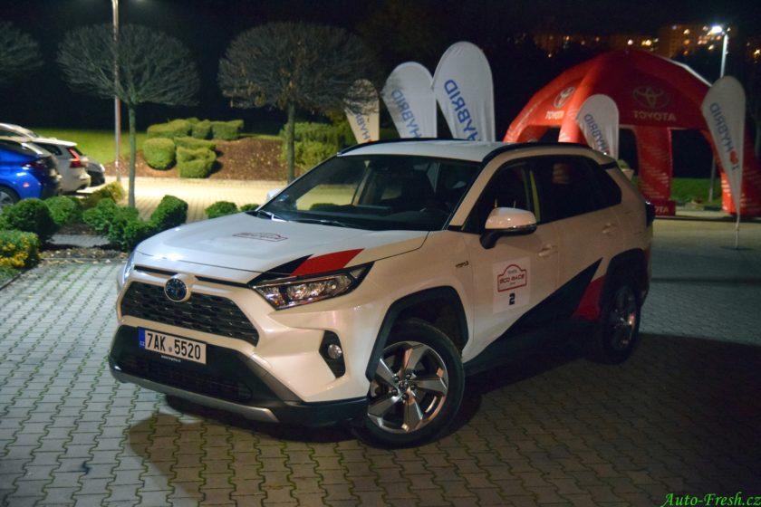 Toyota Rav4 Eco Race